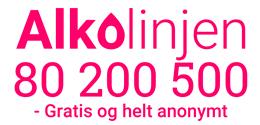 Kontaktinfo Alkolinjen
