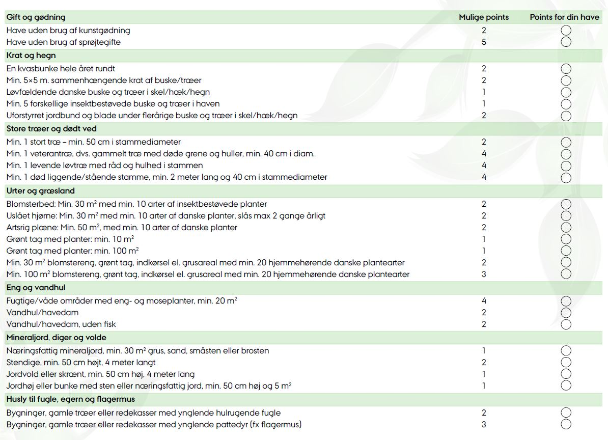 Vurderingsværktøj