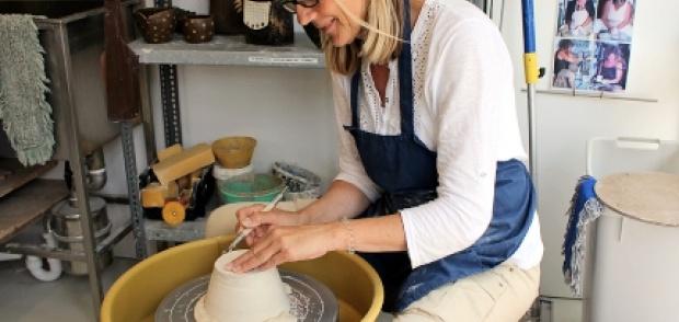Keramikværkstedet i Depotgården