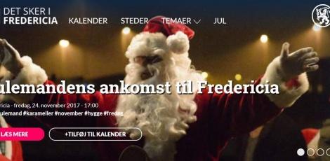www.detskerifredericia.dk er din guide til oplevelser i Fredericia