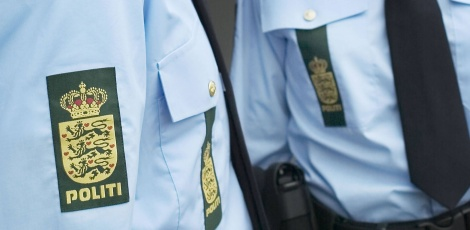 Politiet i uniform